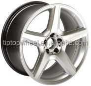 OEM style via alloy wheels for 18inch 19inch silver rims 5x112 fit for Benzs llantas for sale Spain market