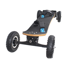 2017 New offroad 4 wheel wireless remote control long board 1650w electric skateboard