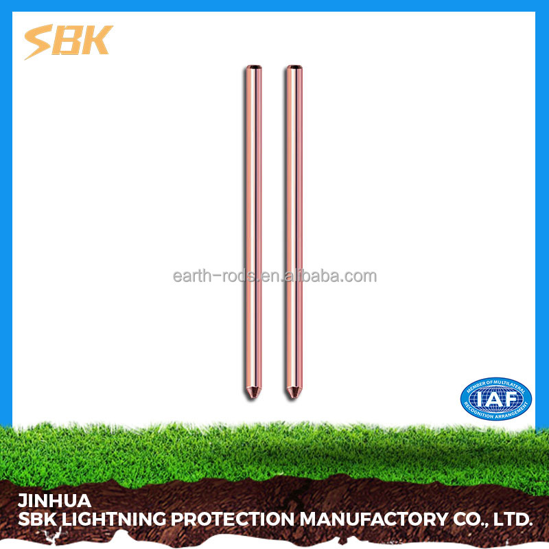 SBK Copper Ground Rod 16mm For Earthing
