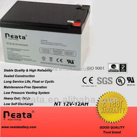 neata 12AH 12v rechargeable battery