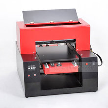 Uv printer for pens, lighters, silicone bracelets and other advertising materials