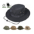 Wide Brim Tactical Boonie Hat Hiking Fishing Sun Cap