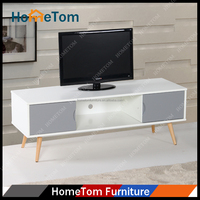 Hot Sale Plasma TV Cabinet LCD Wood TV Stand