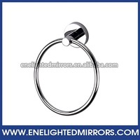 2016 factory supplied chrome plated washcloth ring holder