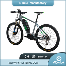 E cycle electric bike with electric bicycle motor for electric bicycle dealers