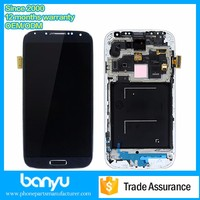 Lcd with touch screen digitizer assembly for samsung galaxy s4 iv i337 i9505 screen