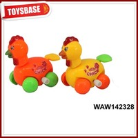 Easter chicken squeeze toy