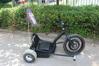 Mototec new adult drifting lowest price 3 wheel scooter