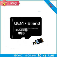 Factory direct supply 8GB 16GB 32GB 64GB SD Memory Card Class 10, Changeable CID