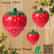 china supplier fruit shape count down 3 minute timer
