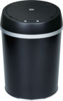 Eco-friendly sensor automatic touchless stainless-steel trash bin
