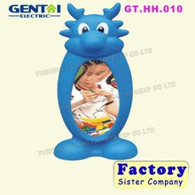 Chirstams gift children fun plastic animal distorting mirror