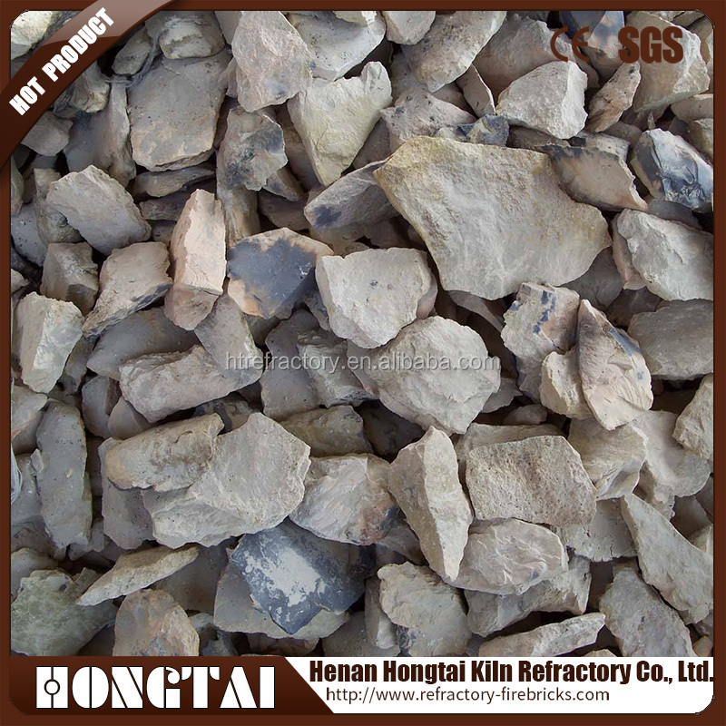 85% grade China supplier of welding grade bauxite for welding rod