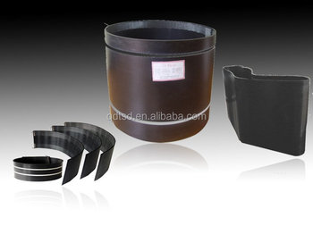 DN800 HDPE Hollow Wall Pipe Joint