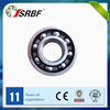 Good performance SRBF deep groove ball bearings 6203
