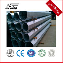 10m 8m conical or polygonal steel pole