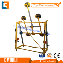 400 KGS suck capability Vacuum Glass Lifter with unfold structure