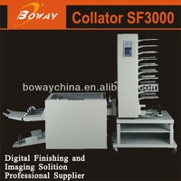 Promotion AD Office SF3000 a4 paper counting machine