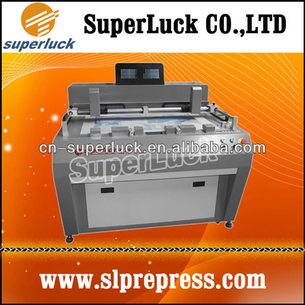 Factiry Direct Sale Offline Auto Plate Punch Bender for Web Offset Press