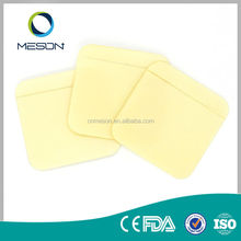 Free sample hydrocolloid dressings bedsore,necrotic wound dressing