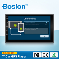 7inch Dual Core Android Peugeot 208 multimedia navigation system Car DVD With Wifi And 3G