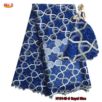 Mr.Z High Quality African Cord French Lace