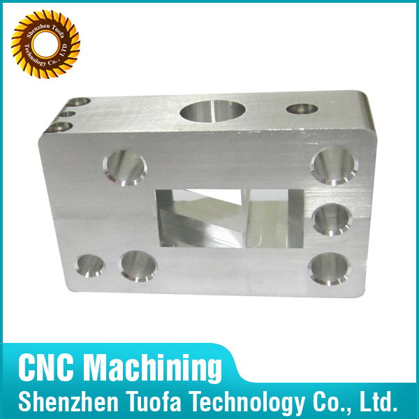 Shenzhen OEM precision custom cnc parts machining small aluminum box