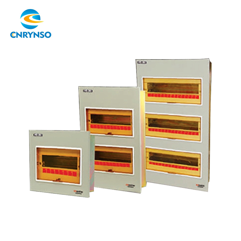 Distribution box plastic new design 50Hz PZ30 series plastic panel stainless steel electric meter box