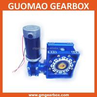 Worm gear unit motor gears drive speed reducer