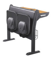 Steel campus school desk chair Model FM-B-99