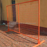 Galvanized Temporary Fence Australia Standard Temporary