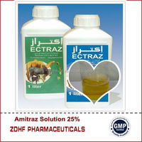 Veterinary pesticides insecticides amitraz 20 for poulty farming