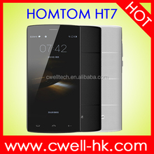 HOMTOM HT7 PRO 5.5 Inch Big Touch Screen Long Standby Brushed Metal Style Android Mobile Phone