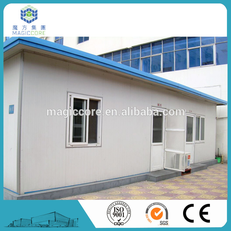 Low cost mobile luxury prefabricated houses prefab warehouse