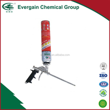 750ml one component expanding polyurethane PU foam sealant spray foam insulated