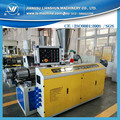 PVC profiles extrusion machine for PVC buckle plate profiles from Lianshun machinery