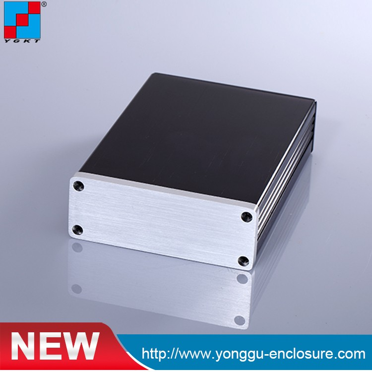 Waterproof Metal Die Casting Aluminum Enclosure , Manufacturer Aluminum Enclosure Extrusion