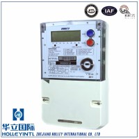 Instant kw power consumption bar indicated Energy Meter Electric