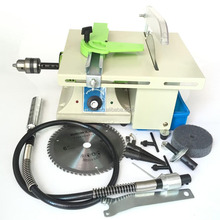 Top Quality Gem Cutting and Polishing Machine Jewelry Making Tools Equipment Gemstone Cutting and Polishing Machine with Shaft