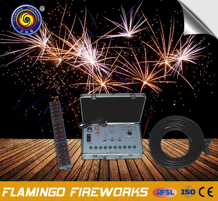 Reasonable price 30 Sets Ignite Box(Manual) fireworks pyrotechnic firing system