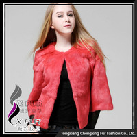 CX-G-A-50B 2014 Elegant Rabbit Fur Women Fashion Clothing