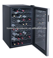 51 bottles compressor wine cooler128L