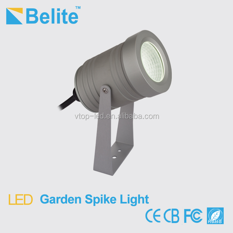 Spike 9w 12V COB led garden spot light for landscape
