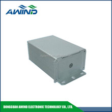 custom aluminum extrusion heat sink enclosure box, Dongguan Awind
