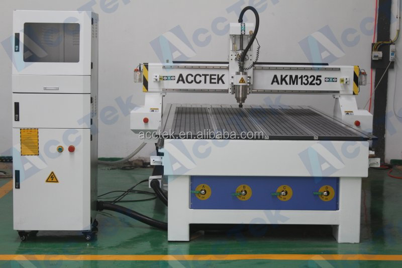 acctek high quality 3d photo carving cnc router for stone