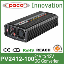 100Amp DC TO DO CONVERTER,12volt adjustable power supply,high voltage power supply with LED indicator and auto cooling fan