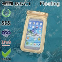 "2016 Waterproof mobile phone case for samsung galaxy ""5-6"" wholesale"