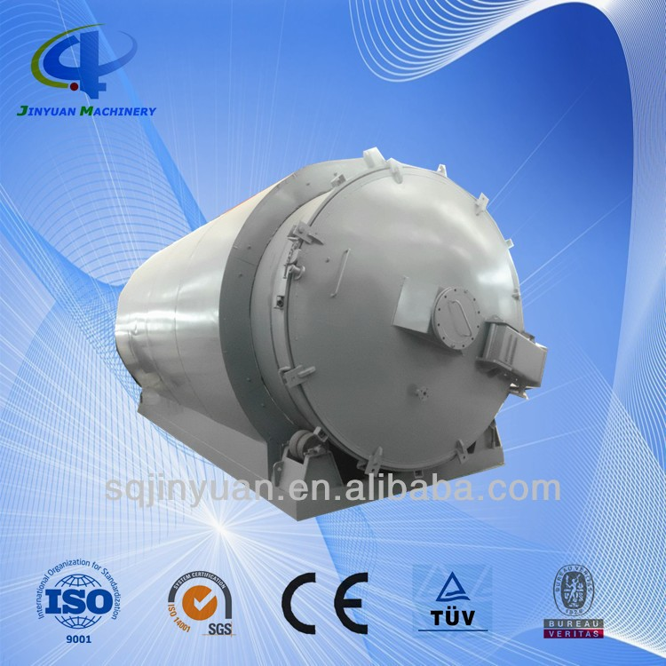 Hot Business Professional Manufacturing Recycled Rubber Tire Machinery Equipment
