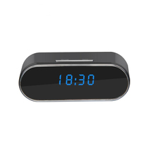 hd 1080p <strong>digital</strong> wifi table clock <strong>camera</strong>