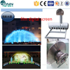 lake tourism porpular laser projector movie water screen fountain nozzle